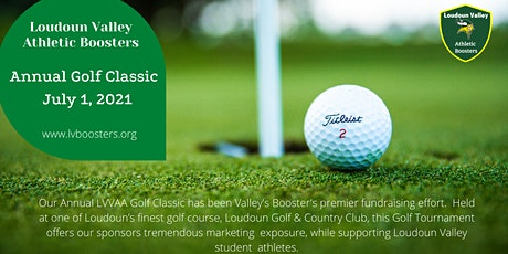 Loudoun Valley HS Athletic Booster Annual Golf Classic 2021 tickets