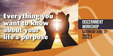 Discernment Workshop tickets