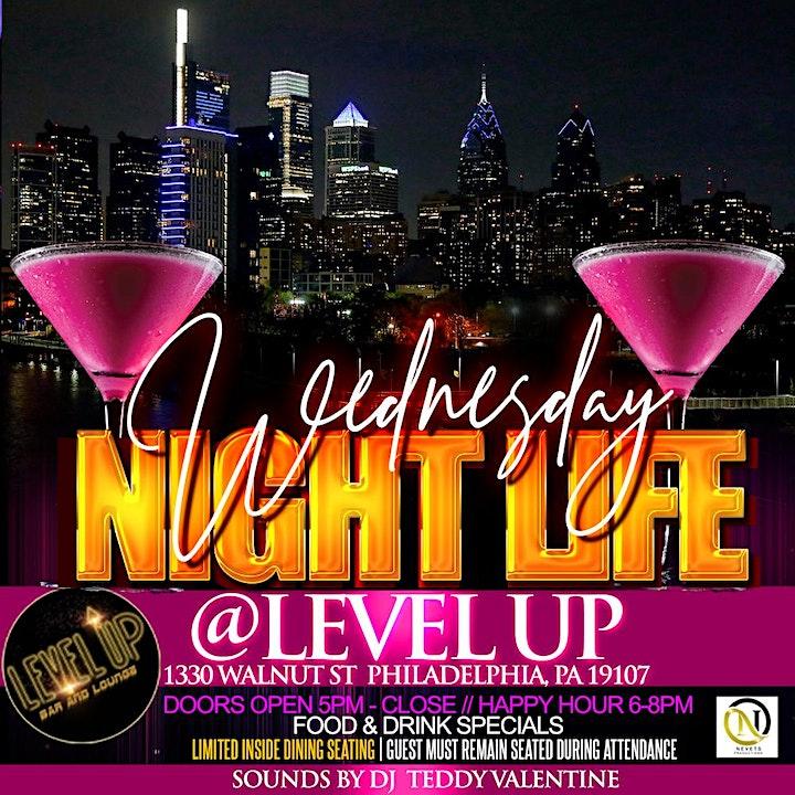 Night Life featuring DJ Teddy Valentine image