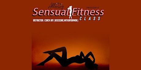 Sensual Fitness w/ Coach Jay tickets