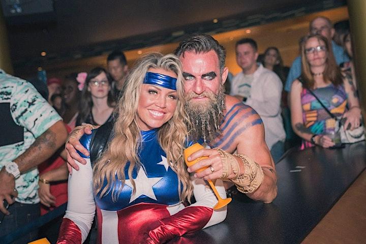 Comic Con Themed Bar Crawl - Friday Night image