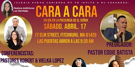 Copy of Congreso Cara a Cara tickets