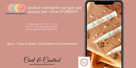 Free Curl & Control Product Training tickets
