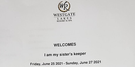 I Am My Sister's Keeper Women and Girls Retreat tickets