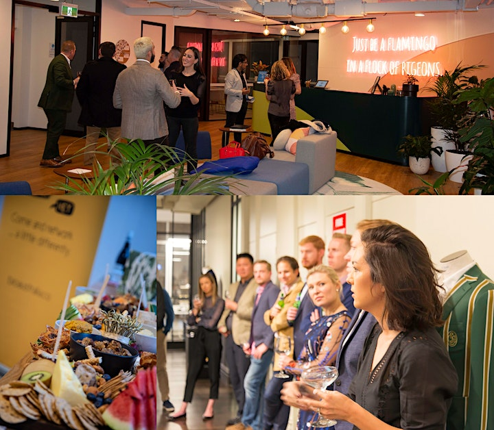BIO May Event - Meet people, learn something, network image