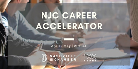 NJC Career Accelerator tickets