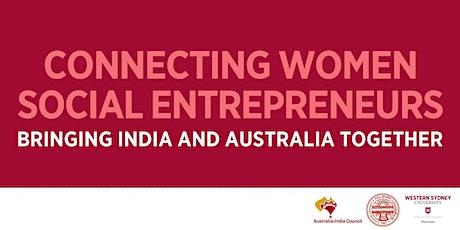 Connecting Women Social Entrepreneurs tickets