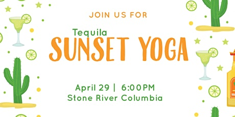 Tequila Sunset Yoga | Stone River Columbia tickets