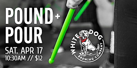 POUND + POUR at White Dog Brewing tickets
