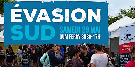 Salon Evasion Sud 2021 billets