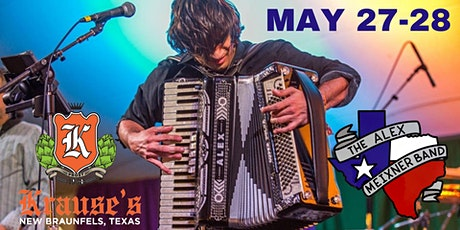 Alex Meixner, Polka King USA, at Krause's Biergarten | New Braunfels, TX tickets