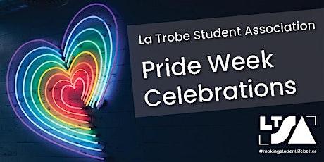 Pride Week Celebrations - LTU & LTSA Pride  Stalls - Shepparton tickets