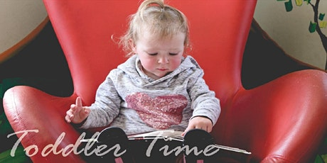 Toddler Time - Monday 7 June (Mudgee Library) tickets
