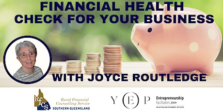 Financial Health Check for your Business tickets