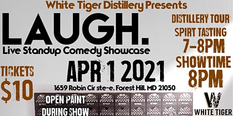 LAUGH.  Live Standup Comedy Showcase tickets