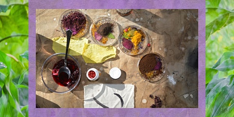 Pigment Exploration and the Natural Environment - Virtual Art Series tickets