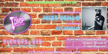 Mike Eshaq featuring Ray Hensley tickets