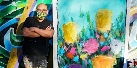Impressionist Flower Painting Workshop with Steve Javiel tickets
