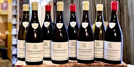 Wine Workshop 4: The Villages of Burgundy (Second Workshop Added) tickets