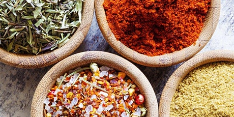 Spice Blends & Rubs tickets