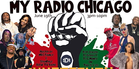 THE MY RADIO CHICAGO JUNETEENTH SUMMER SPLASH JAM tickets