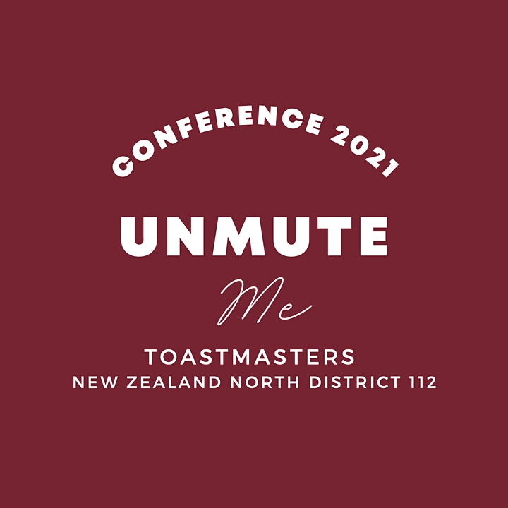 Unmute Me Conference '21 District 112 image
