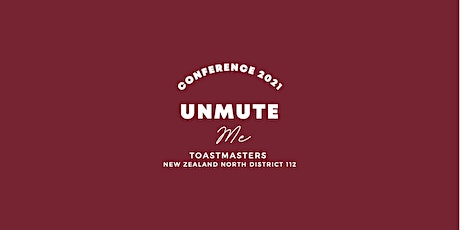 Unmute Me Conference '21 District 112 tickets