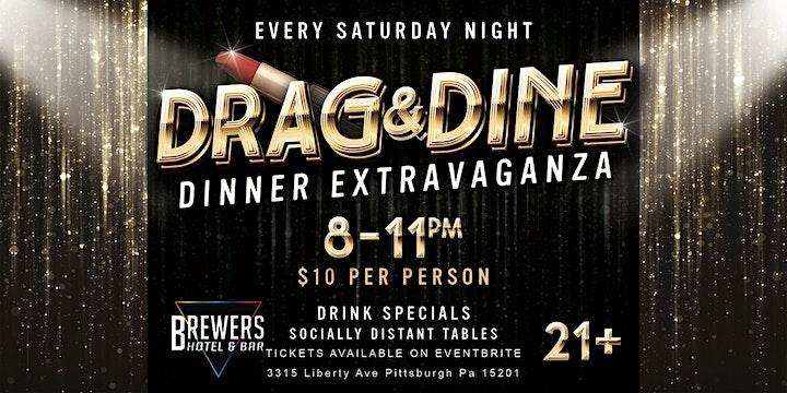 Brewers Drag & Dine image