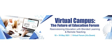 Virtual Campus: The Future of Education Forum tickets