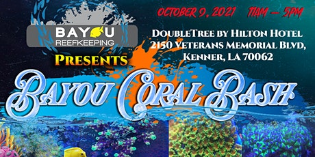Bayou Coral Bash tickets