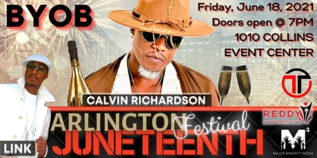 Arlington Juneteenth Festival tickets