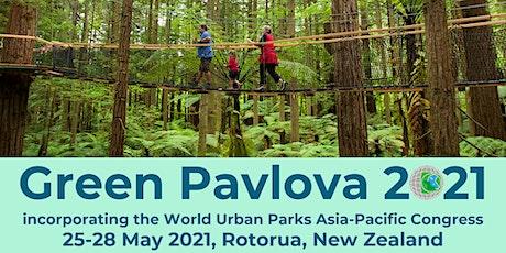 Green Pavlova 2021 - MASTERCLASSES tickets
