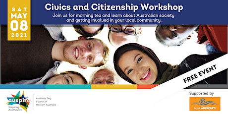 FREE: Civics and Citizenship Workshop - City of Cockburn tickets