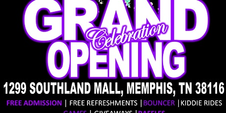 901 Party Room Grand Opening tickets