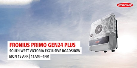 Primo GEN24 PLUS Product Launch - South West Victoria tickets