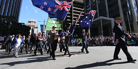 ANZAC Day March - Legacy WA Contingent tickets