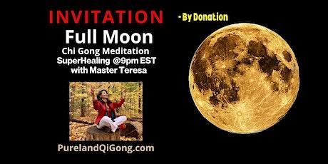 Full Moon Meditation biglietti
