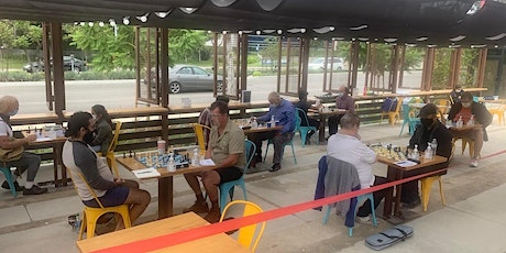 2021 Saturday Open (Over-the-Board Chess Tournament) tickets