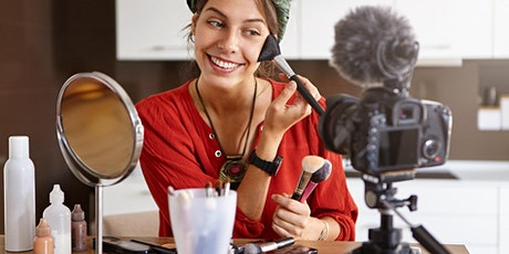 Makeup & Nail  Course Package - Virtual Online Beauty Training tickets