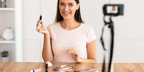Makeup Course For Every Woman - 1TO1 VIRTUAL Beauty Course with Certificate tickets