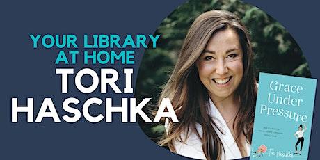 Tori Haschka - Online Author Talk tickets