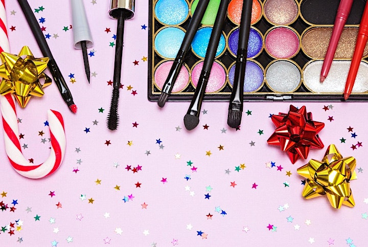Party Makeup for Kids and Teens - Virtual Online Makeup Lesson image