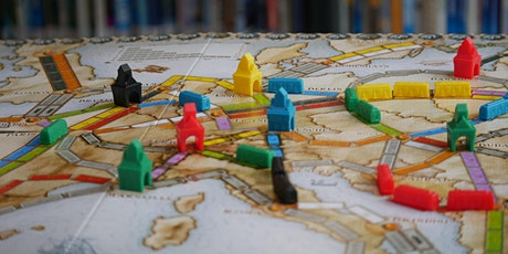 Moonee Rollers: Board Game Group tickets