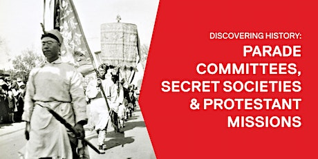 Discovering History: Parade Committees and Secret Societies - Bendigo tickets