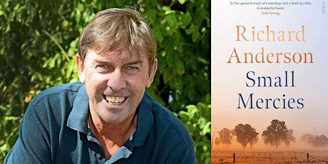 Blayney Library Author Talk with Richard Anderson tickets