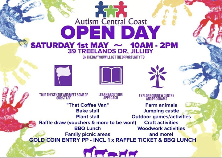 Autism Central Coast - OPEN DAY image