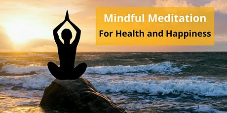 Mindfulness Meditation classes for busy professionals tickets