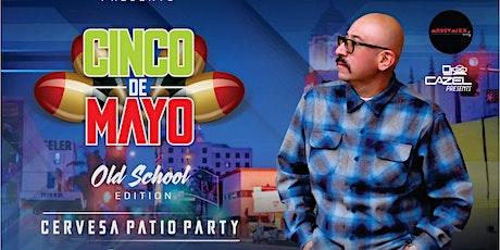 CERVESA PATIO PARTY tickets