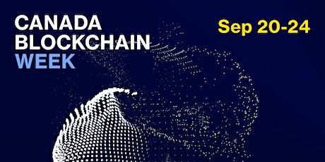 Canada Blockchain Week tickets