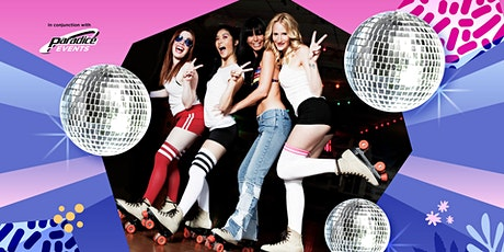 Roller Disco - Adults Sessions tickets